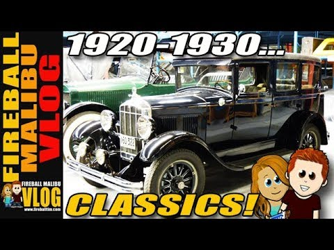 Classic Cars Of The S Youtube