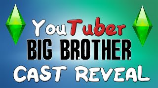 Repeat youtube video YouTuber Big Brother Cast Reveal