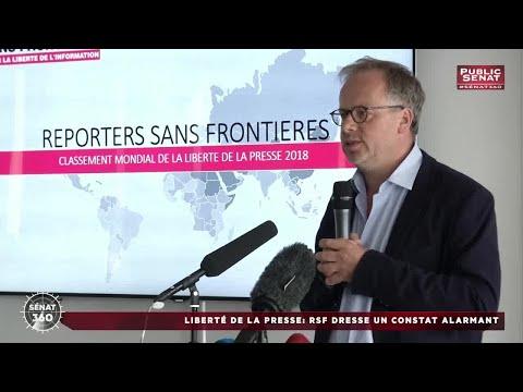 Fake news/ europe/ Chômage/Reprise dette/effort contribuable - Sénat 360 (25/04/2018)