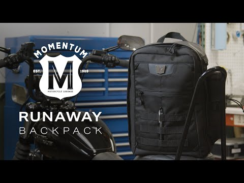 Runaway Backpack