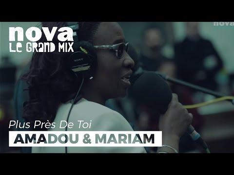 Amadou & Mariam - Bofou Safou | Live Plus Près De Toi