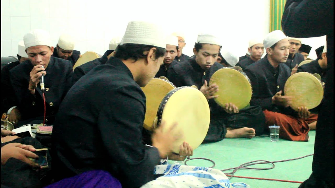 Hadroh Mushollah Alabror, Habib Kholil Bin Abu Bakr  Youtube