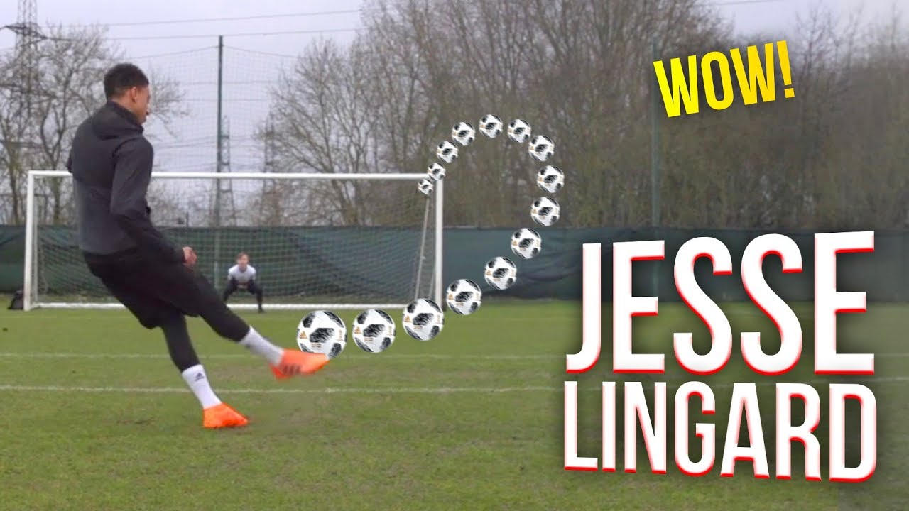 wow-jesse-lingard-epic-shooting-session