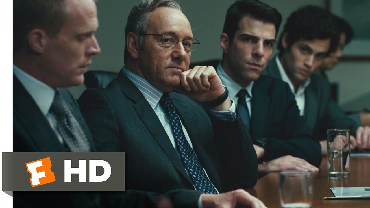 Margin Call (4/9) Movie CLIP - Be First, Be Smarter or Cheat (2011) HD