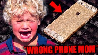 Top 5 MOST SPOILED Kid Tantrums Caught On Camera! thumbnail