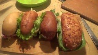 Квартет сэндвичей