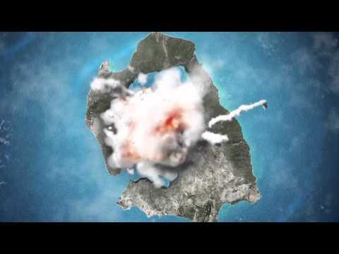 Santorini: Volcano History | Σαντορίνη: Ιστορία του Ηφαιστείου