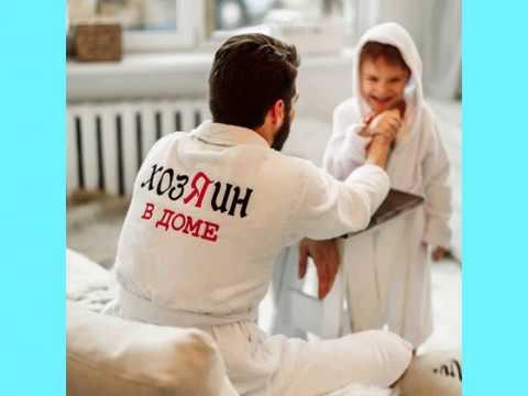 Мужские махровые халаты.  Именная вышивка на заказ от Лисицы Мастерицы