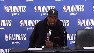 Kevin Durant On Bringing The Sonics Back | April 26, 2019