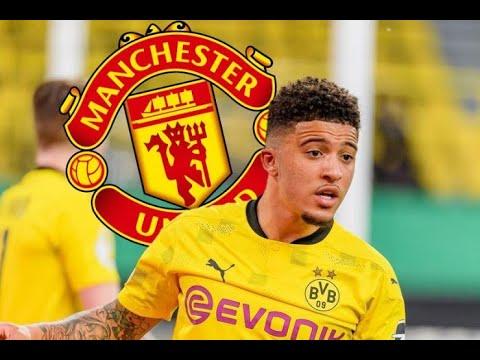Что ждет Джейдона Санчо в Манчестер Юнайтед?