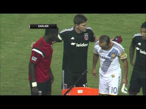 D.C. United honor Landon Donovan