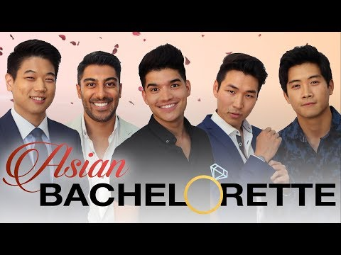Bachelorette: Asian Edition