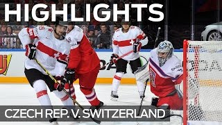 Czechs shoot-out Swiss | #IIHFWorlds 2015