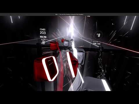 Spitfire Beatsaber Faster Song and Disappearing Arrows |