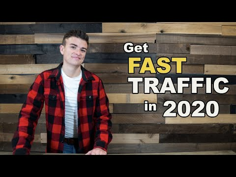 Get Blog Traffic FAST In 2020