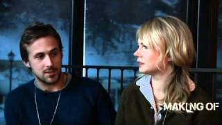 EXCLUSIVE: Ryan Gosling and Michelle Williams Share Stories of Life On-set of 'Blue Valentine'