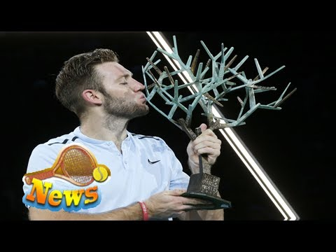 American jack sock wins paris masters to qualify for atp finals