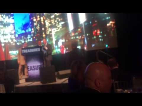 Howard Marks treasure of LA award