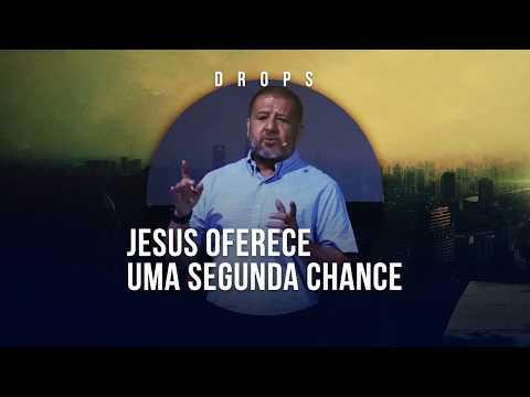 Jesus oferece uma segunda cance