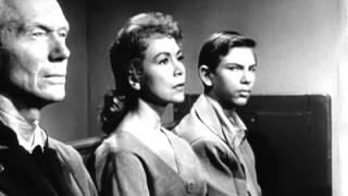 Samuel Fuller's VERBOTEN! (1959) - Nuremberg Trial Sequence
