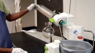 How to use Rotary Evaporator CHEM2050