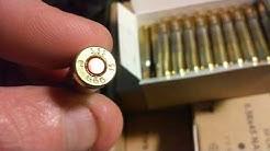 SS109 / GP21 5.56 Ammo Score