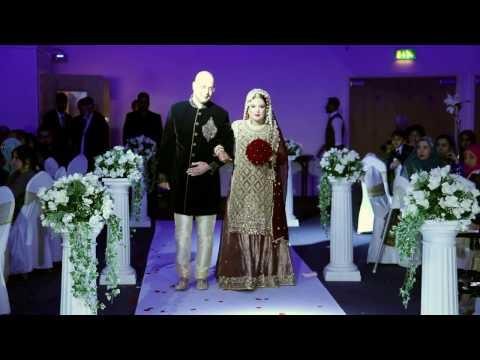 Waleed & Aleema's Wedding Entrance 17.04.2017