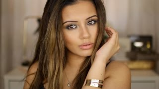 Kendall Jenner Makeup Tutorial   Insta Glam