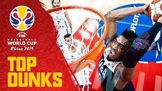 TOP DUNKS | First Round  | FIBA Basketball World Cup 2019