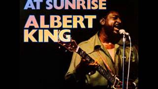 Albert King: Blues at Sunrise (1973) [Álbum completo]