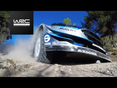 WRC - RallyRACC 2017: Best of Action
