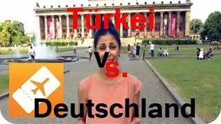 Nationen-Duell: Deutschland vs.Türkei | Die Challenge