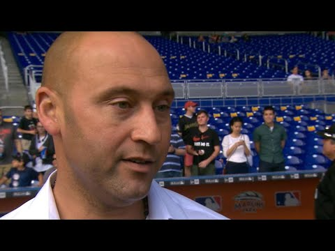 Derek Jeter opens up about new role as CEO