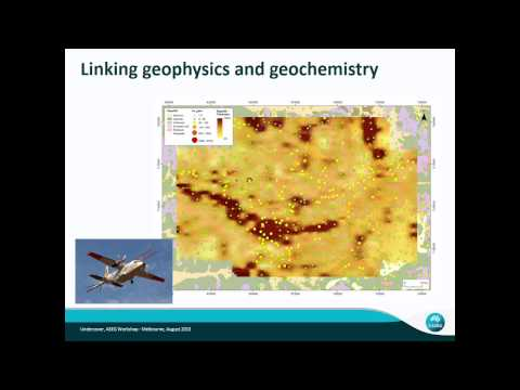 7- Geochemical Techniques for Undercover Exploration: The 'New Geophysics'?- James Cleverley, 2013