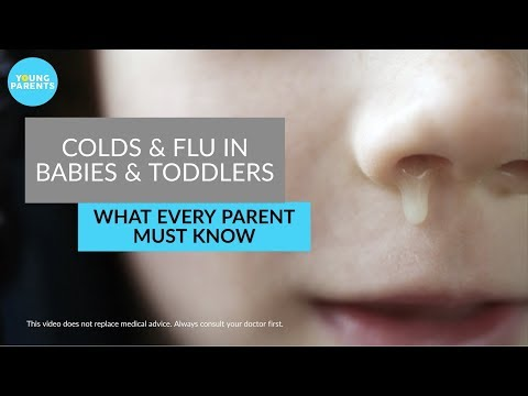 What Parents Must Know About Colds And Flu In Babies And Toddler