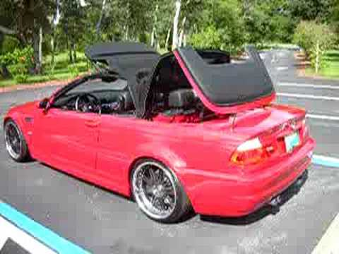bmw m3 e46 automatic roof top youtube. Black Bedroom Furniture Sets. Home Design Ideas