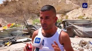 الاحتلال يبدأ حملة هدم للمنشآت في سلوان