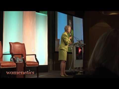 Swanee Hunt : Womenetics Global Women's Initiative: The Ripple Effect