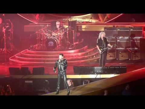 queen adam lambert fat bottomed girls frankfurt. Black Bedroom Furniture Sets. Home Design Ideas