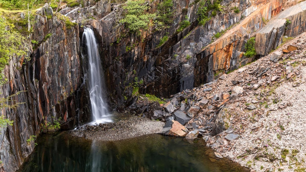 Trial And Error Photographing Waterfalls   Lake District ...
