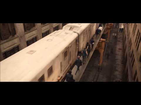 Divergent - Joining Dauntless