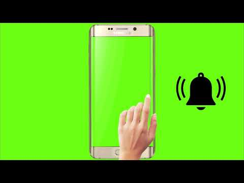 ( No Copyright ) Green Screen Subscribe Intro | Bell, Hand, Mobile, Subscribe, Green Screen