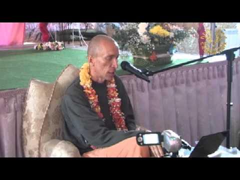 Шримад Бхагаватам 4.30.37 - Бхакти Ратнакар Амбариша Свами