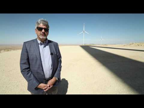 This Wind Farm Powers Jordan's Future