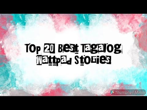 Top 20 Wattpad Tagalog Stories