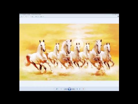 Seven Horses In Vastu Youtube