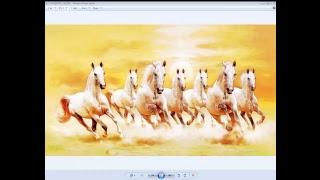 Seven Horses in VASTU