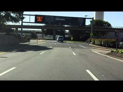Ronald Reagan-Washington National Airport Terminal Tour northbound