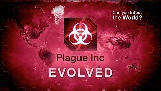Türkçe Plague Inc. Evolved #1 Yar*** Gribi :D