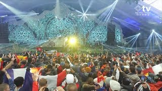 ALPE D'HUEZ // TOMORROWLAND WINTER / ORANGERIE